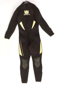 Men′s 2/3mm Neoprene Long Sleeve Wetsuit (HX-L0062) pictures & photos