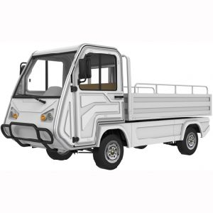Electric Mini Truck, 1000kgs Loading Weight, Simple Enclosed Cab, Eg6023h pictures & photos