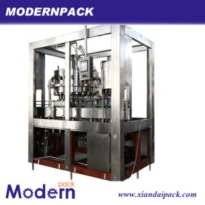 China Small Carbonated Drink Filling Machine Manual Bottle Filling