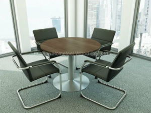 Small Round Meeting Table (HF-RE03) pictures & photos