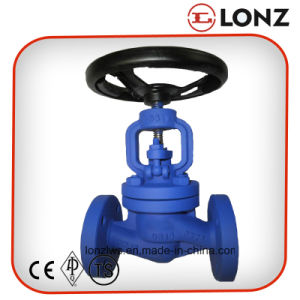 Cast Steel/Stainless Steel DIN Flanged Globe Valve pictures & photos