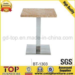 Classy Strong Stainless Steel Coffee Table (BT-1303) pictures & photos