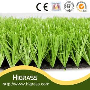 Artificial Grass Factory Professional Football Soccer Turf with Good Price pictures & photos
