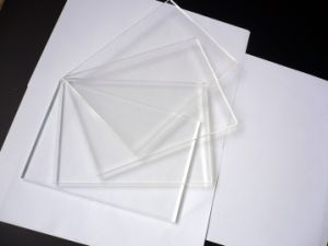 Lucite Virgin Cast Acrylic Sheet /Plastic Transparent PMMA Display Acrylic Sheet