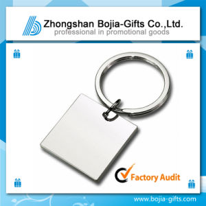 Promotion Gifts Metal Keychain with Printing Logo (BG-KE515)