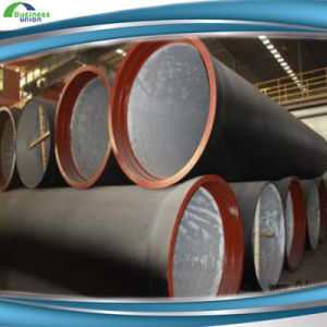Ductile Iron Pipes/Spigot Ductile Iron Pipes for Water