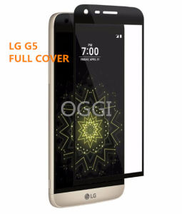 Tempered Glass Screen Protector for LG G5 3D Full Cover pictures & photos