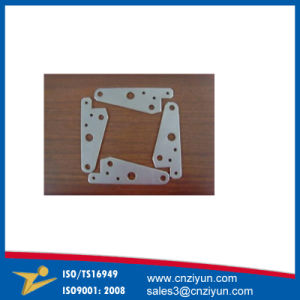 Sheet Metal Plate Cutting for Customized Spring Bracket pictures & photos