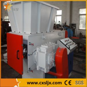 Single Shaft Shredder and Crusher Combined Device for Plastic pictures & photos