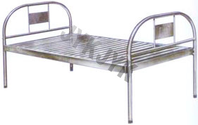 Coated Steel Flat Bed for Hospital pictures & photos