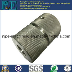 High Quality Knurled Stainless Steel CNC Machining Machinery Parts