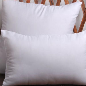 Cheap 7-D Hollow Fiber Cotton Cover 3star Hotel Pillow pictures & photos