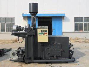 100-500kg Cheap Smokeless Animal Waste Incinerator pictures & photos