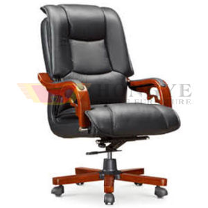 Wooden Armrest Adjustable Medium Executive Chair (HY-NNH-B2) pictures & photos