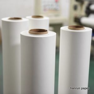 45GSM/60GSM Instant Dry Sublimation Heat Transfer Paper Supplier for Sublimation Fabric