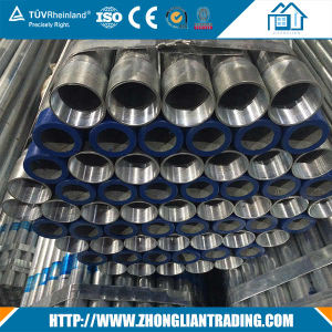 Q235B Galvanized Steel Pipe and Tube pictures & photos