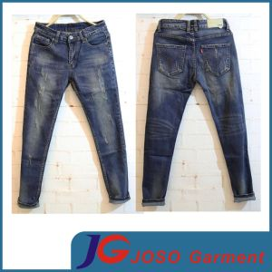 Rock Jeans Men Jean Slim Fit Jean for Man (JC3354) pictures & photos