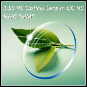 1.59 PC Optical Lens in Uc Hc Hmc Shmc