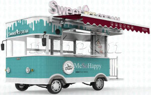 Ice Cream Truck For Sale >> China Mobile Popcorn Food Ice Cream Truck For Sale China Food
