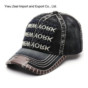 Heavy Washed Promotional Fashion Sport Baseball Cap
