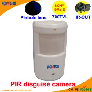 "Sony CCD 700tvl PIR Disguised ""Hidden Camera"" pictures & photos"
