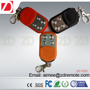 Ht6p20d Learning Code 433/315MHz Remote Control pictures & photos