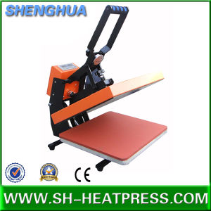 Semi-Automatic High Pressure Heat Transfer Machine pictures & photos