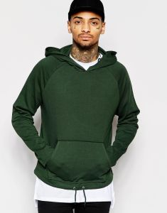 Wholesale Men′s Cotton Pullover Hoody with Hood pictures & photos