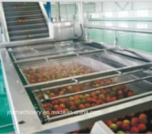 Full-Automatic Peach Juice Production Line Completely pictures & photos