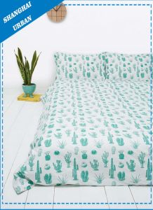 Bed Linen Quilt Cover (set) pictures & photos