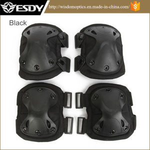 Hunting Sport Adult Knee & Elbow Pads Camouflage Cp pictures & photos