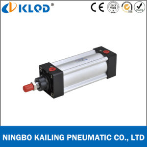 Double Acting Pneumatic Cylinder Si 50-500 pictures & photos