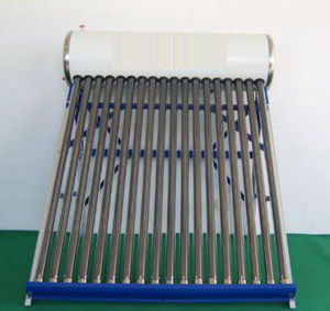 Low Pressurized Stainless Steel Solar Water Heater (FT-L-HP-58/1800-20) pictures & photos