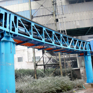 DIN Standard Pipe Conveyor Belt for Conveying The Ore
