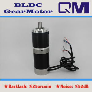 Gear Motor Ratio 1: 40 with NEMA23 120W Brushless DC Motor BLDC