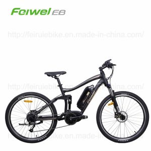700c Full Suspension Mountain Electric Bike En15194