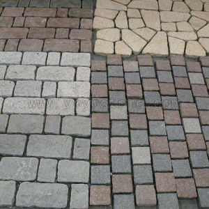 Tumbled Pavers for Outdoor, Paving Stone, Garden Pavers
