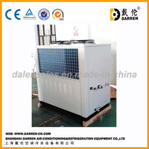 Twin Air Scroll Air Cooled Mini Box Chiller pictures & photos