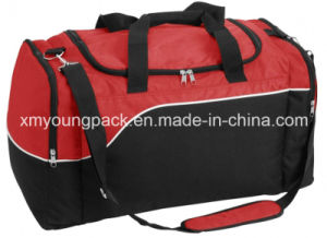 Fashion 600d Polyester Sports Gym Bag pictures & photos