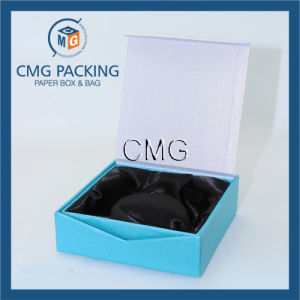 Rigid Cardboard Jewelry Box with Sponge Insert (CMG-PJB-048) pictures & photos