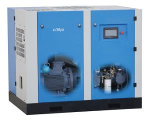 2015 New Style 40 Bar Air Screw Compressor pictures & photos