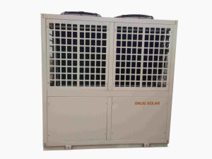 Air Source High Temp Hot Water Heat Pump pictures & photos