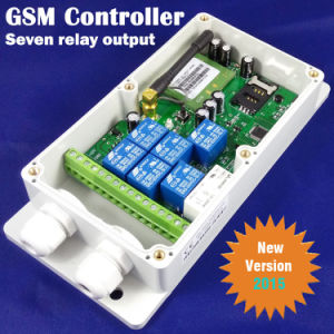 Seven Relay Output GSM Remote Controller pictures & photos