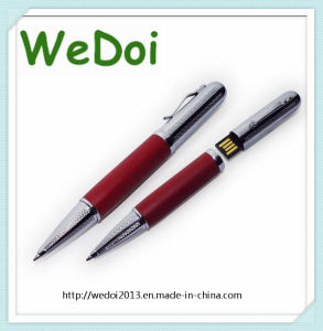 High Quality Pen USB Stick with 1 Year Warranty (WY-P14) pictures & photos