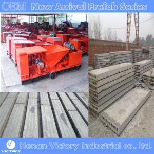 Precast Prestressed Concrete Hollow Core Slab Machine Large Span Available