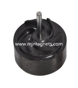Injection Bonded Permanent Magnet for Water Meter