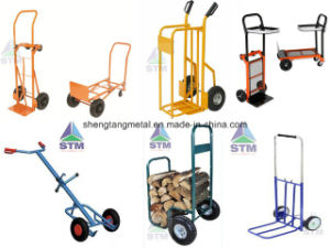 Verious Hand Trolley with Heavy Duty Capacity