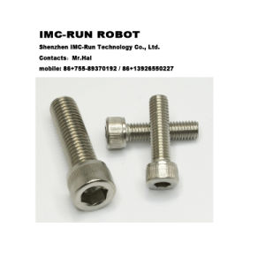 Serves Shcs - 304 Stainless Steel Hexagonal Screws