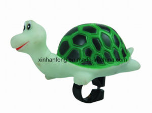 Bicycle PVC Cartoon Turtle Horn (HEL-149) pictures & photos