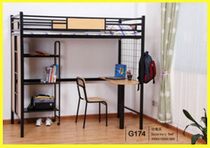 China Factory Whole Steel Bunk Bed